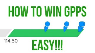 How to win GPP's for DFS (Fanduel, Draftkings)