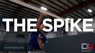 How To Spike A Volleyball   CoachUp Volleyball Tips