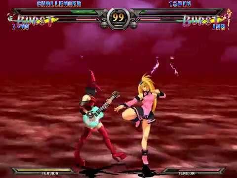Xxx Mp4 Guilty Gear XX Arcade Play As Boss I No 3gp Sex