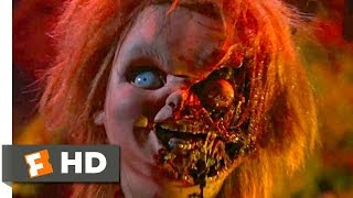 Child's Play 3 (9/10) Movie CLIP - A New Look (1991) HD