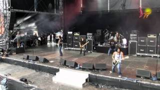 Hades - Rebel without a brain - live BYH Festival 2010 - HD Version - b-light.tv