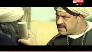 """مشهد كوميدى جامد من """"محمد سعد"""" اللمبى فى الحلقة التاسعة من مسلسل فيفا أطاطا"""