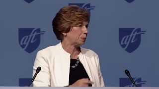 Randi Weingarten Makes Call to 'Reclaim the Promise of Public Education'