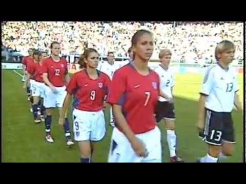 watch 2003 WOMENS WORLD CUP USA vs. Germany (Match 5)