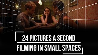 Filming in Small Spaces - 24 Pictures A Second