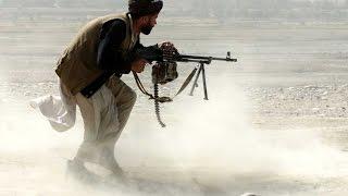 আফগানিস্তানে তালেবান সরকারের পতন