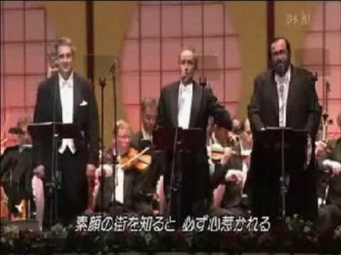 The Three Tenors -  Wien,Wien Nur Du Allein (Yokohama 2002)