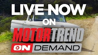 TEASER! Crown Hick, F100/Crown Victoria Cop Car Body Swap Up and Running! - Hot Rod Garage Ep. 50