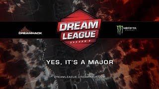 Secret vs Liquid DreamLeague S8 Grand Final Game 3 bo5