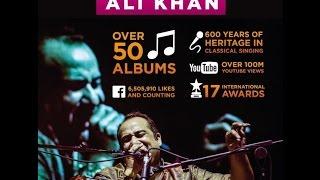 Rahat Fateh Ali Khan live at the MEN Arena