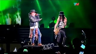 Guns N' Roses - Welcome To The Jungle (Live at Buenos Aires, Argentina 2016)