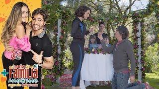 ¡Pancho le propone matrimonio a Susana! | Mi marido tiene más familia - Televisa