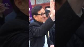 Exkluzív - Jackie Chan Budapesten