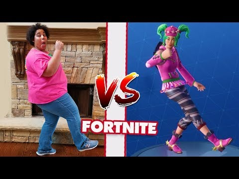 Xxx Mp4 MOM VS DAD FORTNITE DANCE CHALLENGE PART 2 All NEW Dances SEASON 4 3gp Sex
