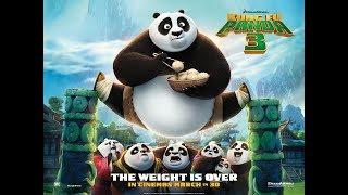 El panda 3 la película