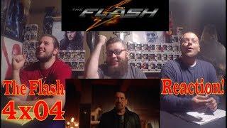 The Flash Season 4 Episode 4 Reaction!