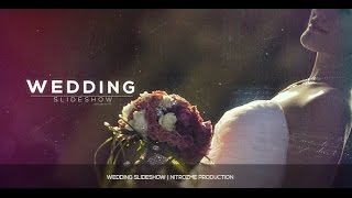 Wedding Slideshow ( After Effects Project Files)
