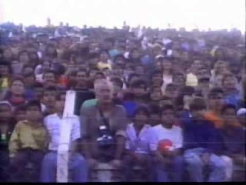 PALABRAS DE RAFAEL OROZCO EL DÍA DE SUS CUMPLEAÑOS OCAÑA 1991
