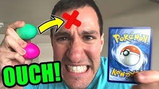 EASTER EGGS TO THE HEAD! - Hyper Rare Charizard WHERE YOU AT?! (Pokemon Cards!)