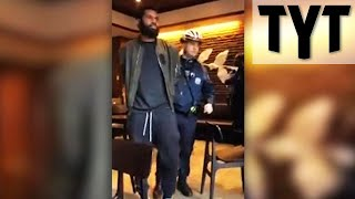 Two Men Arrested For Being Black At Starbucks (VIDEO)