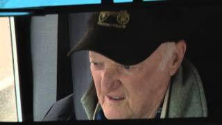 Maine's oldest bus driver