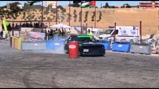 درفت مادبا 5-7-2013 (CUPRA Drifting Show 2)