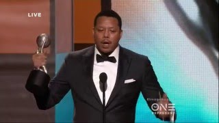 The 47th NAACP Image Awards: Terrence Howard Wins for
