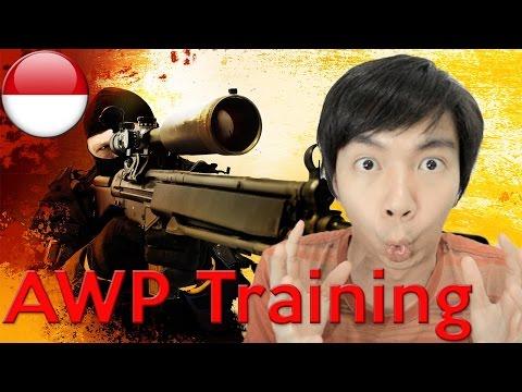 Download Latihan pake Sniper AWP - Counter-Strike: Global Offensive #5 - PC Steam Gameplay free