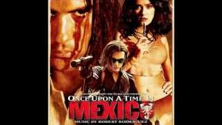 Once Upon A Time In Mexico- Eye Patch