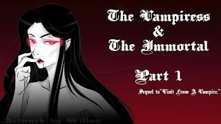 {ASMR} Vampiress & The Immortal.