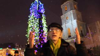 New Year-2018 Greetings from Kiev, Ukraine, from Dr Victor Fursov