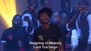 Fountain Worship Team - 'God Alone' by Pastor Tolu Odukoya-Ijogun At Open Door Album Launch
