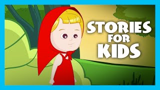 Kids Hut Stories | Best Story Compilation | The Little Red Riding Hood & More