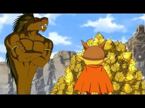 Blue Dragon Capitulo 33 El reino de las bragas