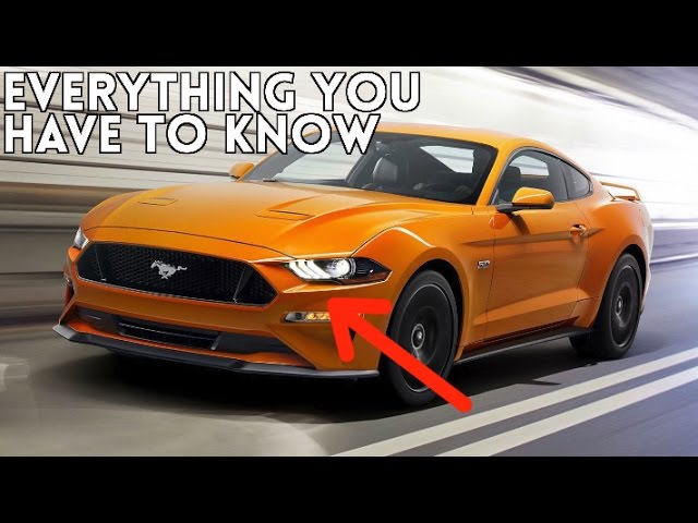 Here's Why Ford DID NOT Ruin The 2018 Mustang