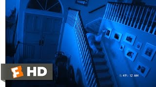 Paranormal Activity 2 (7/10) Movie CLIP - Dragged to the Basement (2010) HD