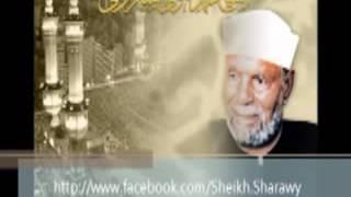 الشيخ الشعراوي يرد على المشككين في جواز الاحتفال بالمولد النبوي