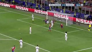 هدف كراسكو ريال مدريد 1-1 اتلتيكو مدريد | Carrasco Goal  - Real Madrid 1-1 Atl. Madrid