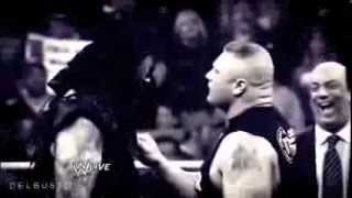 WrestleMania XXX - Undertaker vs Brock Lesnar - 1st Promo