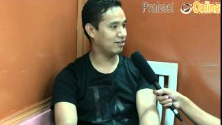 Interview with Rajan Adhikari  Member of Nepathya LIVE in Dubai 21 MAY 2015