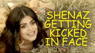 Shenaz Treasurywala Gets Kicked In Face | The Tollywood Squares
