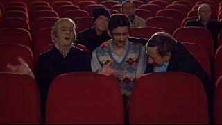 La solita commedia - Nuova clip de I SOLITI IDIOTI! Ruggero e Gianluca vanno al cinema