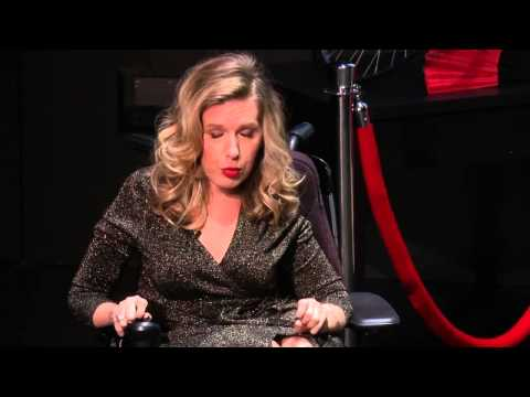 Every body: glamour, dateability, sexuality & disability   Dr. Danielle Sheypuk   TEDxBarnardCollege