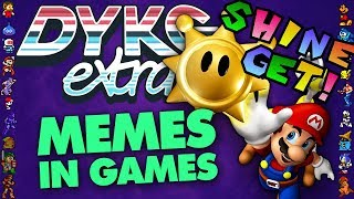 References to Memes in Gaming - Did You Know Gaming? extra Feat. Dazz