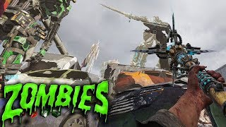 TRANSFORMERS ZOMBIES: THE LAST KNIGHT (Black Ops 3 Zombies)