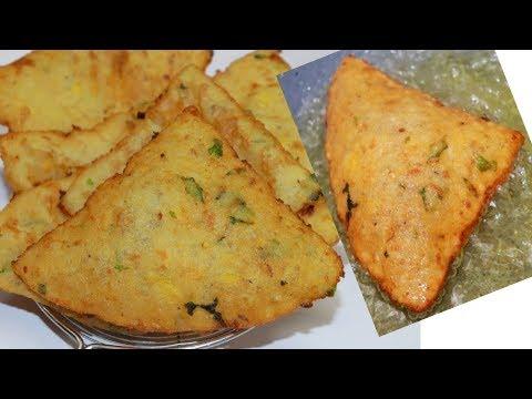 पोहा का बिल्कुल नया और आसान नाश्ता झटपट बनाये Poha Aloo Snacks Aloo ki Poori Recipe Poha ka Nasta