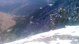 Chandpurdhar valley near shillai Sirmour Himachal pradesh