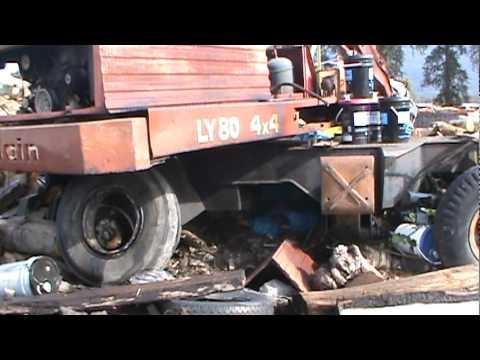 Poclain LY80 Excavator