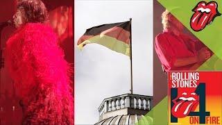 The Rolling Stones - 14 ON FIRE in Germany - Berlin & Düsseldorf