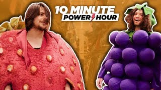 Finding the Perfect Halloween Costume - Ten Minute Power Hour